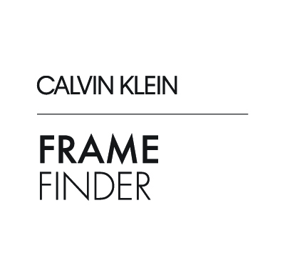 Calvin Klein Frame Finder